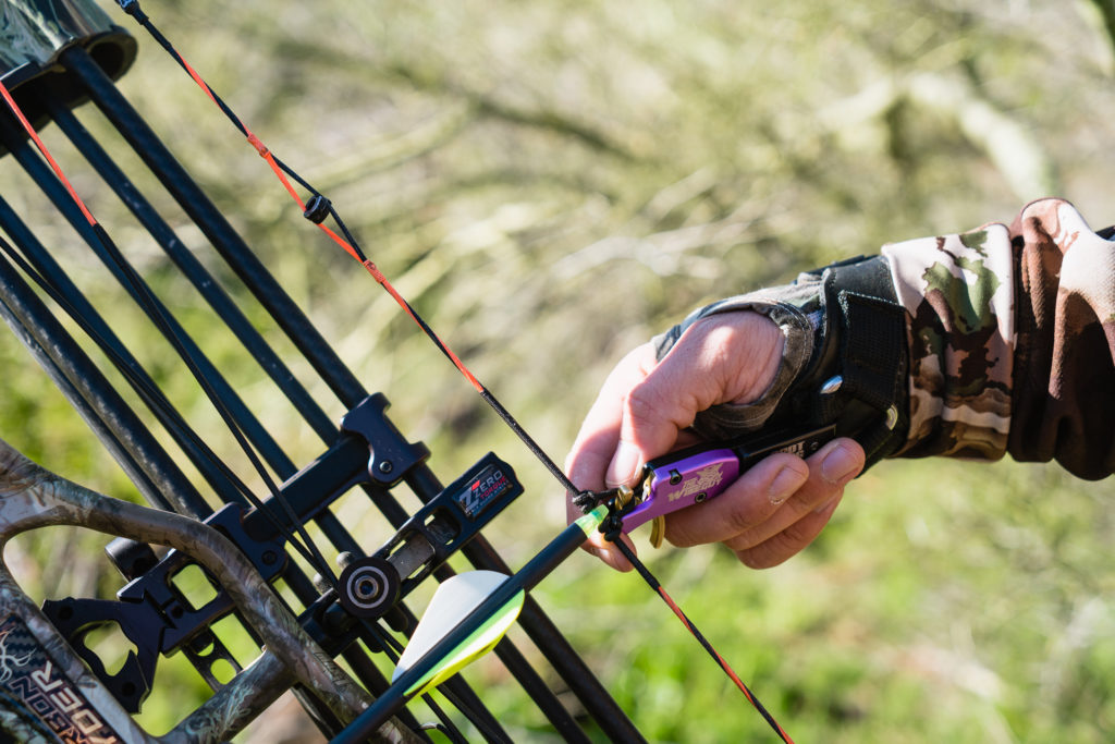 Spot Hogg Archery release aid