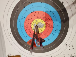 Seriously, are you shooting your bow enough?