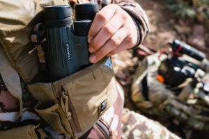 Choosing the Right Optics for Western Bowhunting