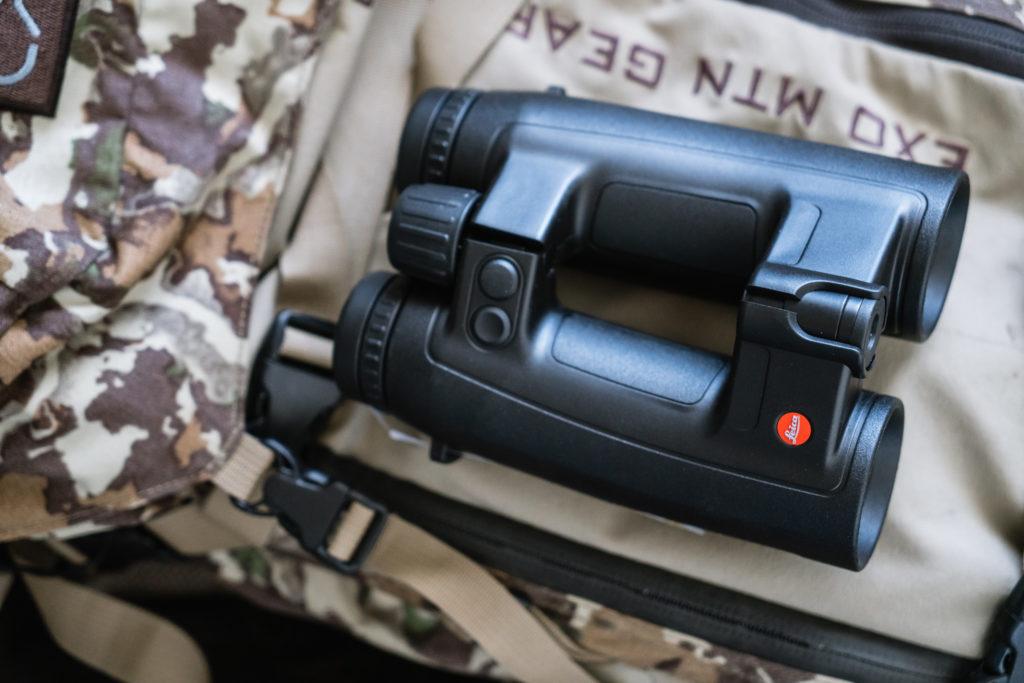 Leica Geovid HD-2700 rangefinding binoculars