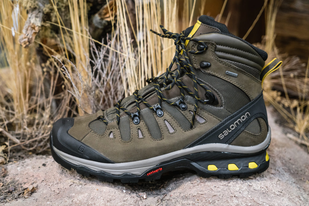 Salomon Quest 4D3 GTX western hunting boot