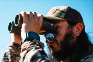 Spot and Stalk Bowhunting in the Desert