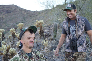 "David Vesa's Arizona Bighorn Sheep Hunt – ""Anything is Possible"""